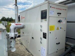 Serwis agregatu wody lodowej Trane ECGWN210