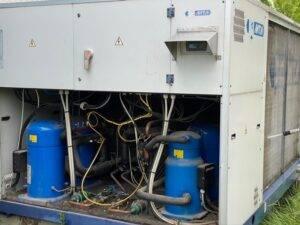 Serwis agregatu wody lodowej MTA ER0902N