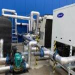 Serwis układów chłodzenia przemysłowego