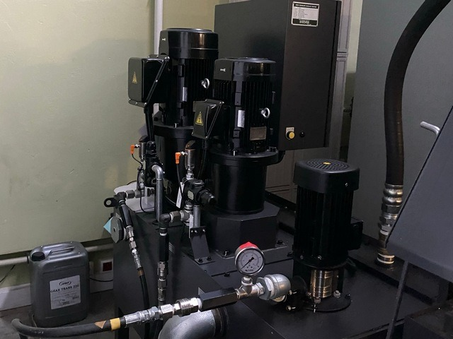Naprawa i regeneracja pomp hydraulicznych